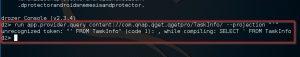 Qget Vulnerbale SQLi