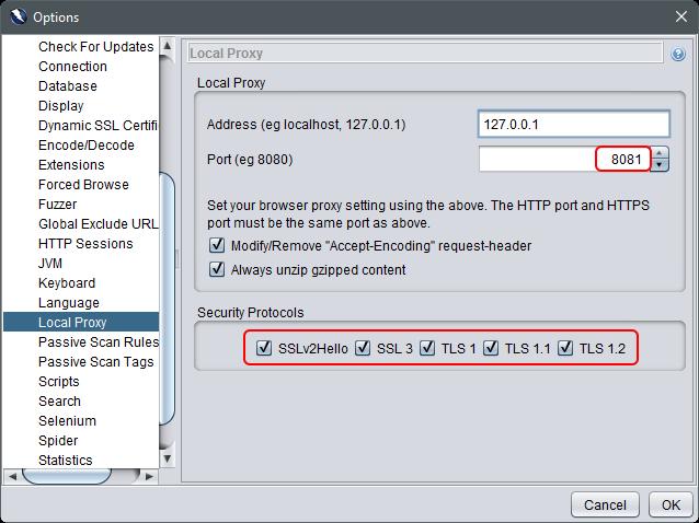 How to fix Burp Suite SSL/TLS connection problems