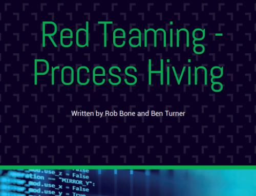 Introducing Process Hiving & RunPE